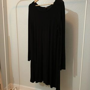 Old Navy Long Sleeve T-shirt Dress
